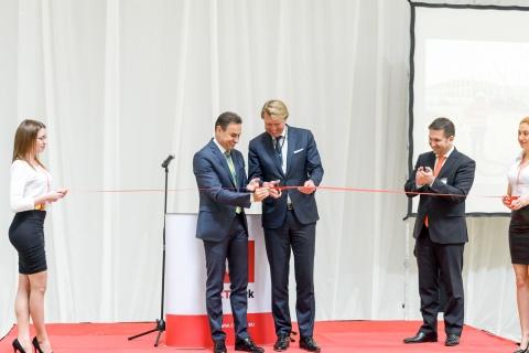 CTPark Arad - CTP's new location in Romania